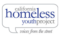 CA Homeless Youth Project logo